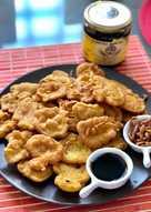 Tortillas con miel de caña 🍁🌱vegetariana