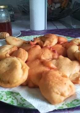 Tortillas de carnaval de plátano (THERMOMIX)
