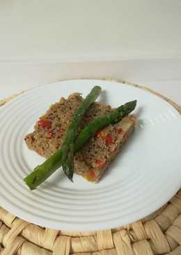 Quinoa con verduritas 😋