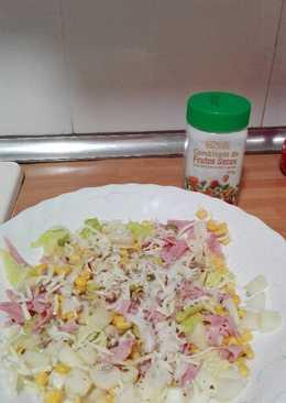 Ensalada de pera low cost by Raquel