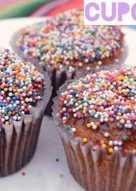Cupcakes de Turron de Doña Pepa