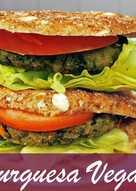 Hamburguesa Vegetal o Vegana | Vegan Burger