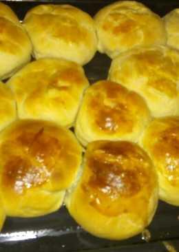 Pan casero de manteca esponjoso