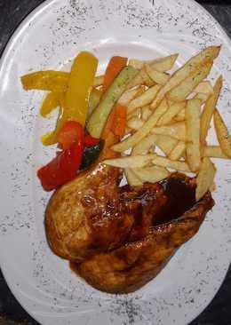 Pollo jengibre