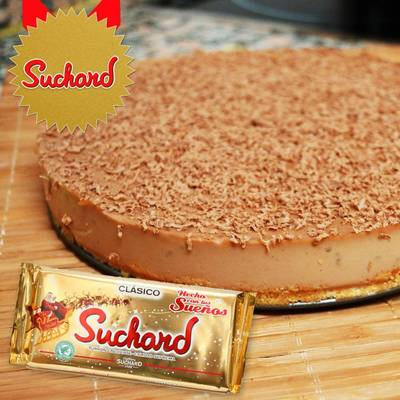 Tarta de Turrón Suchard