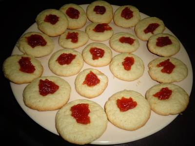Pepas fáciles y riquísimas con ralladura de limón
