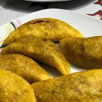 Empanadas fritas de carne