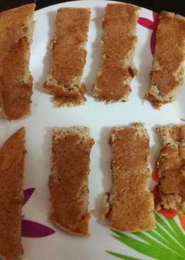Tortitas de plátano para bebés (BLW)
