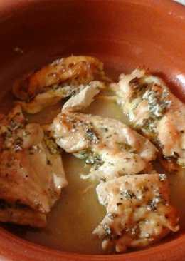 Pollo a las finas hierbas 290 recetas caseras cookpad - Pollo asado a las finas hierbas ...