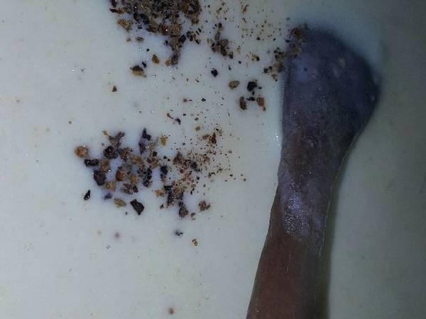Salsa blanca basica o bechamel