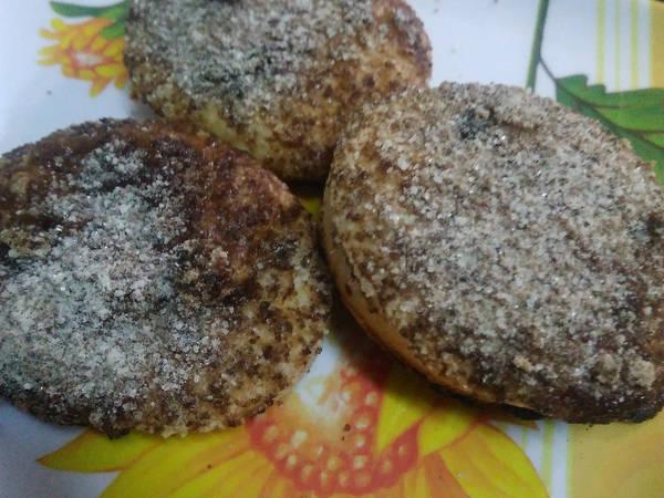 Tortitas negras y rubias