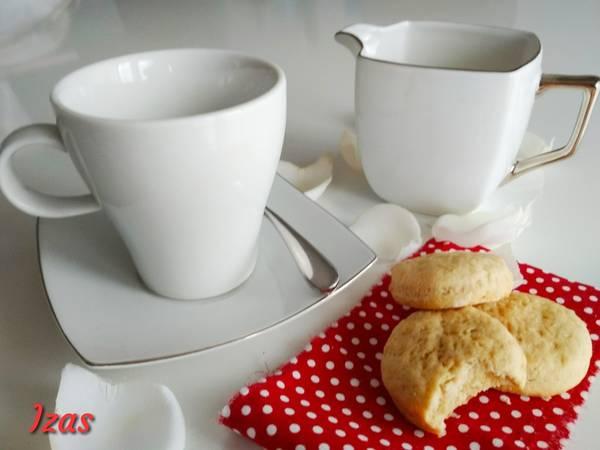 Galletitas de nata y mantequilla