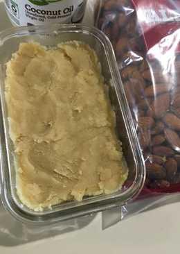Pasta Aceite de Coco y Nueces