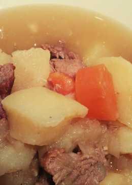 Estofado de ternera con patatas 🍖