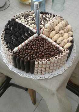 Tortas de cumplea os 111 recetas caseras cookpad for Decoracion de tortas caseras