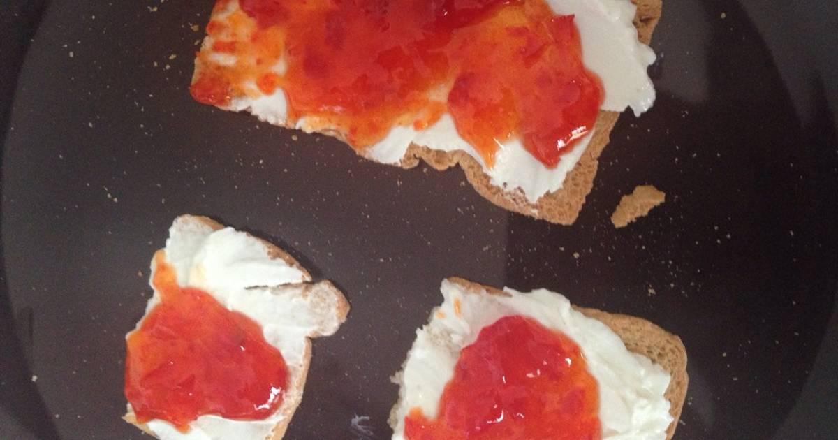 Mermelada de pimientos rojos receta de rafricana cookpad - Mermelada de pimientos rojos ...