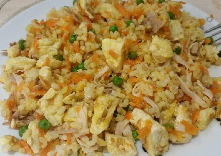 Arroz 3 delicias receta de crislife cookpad for Cocinar arroz 3 delicias