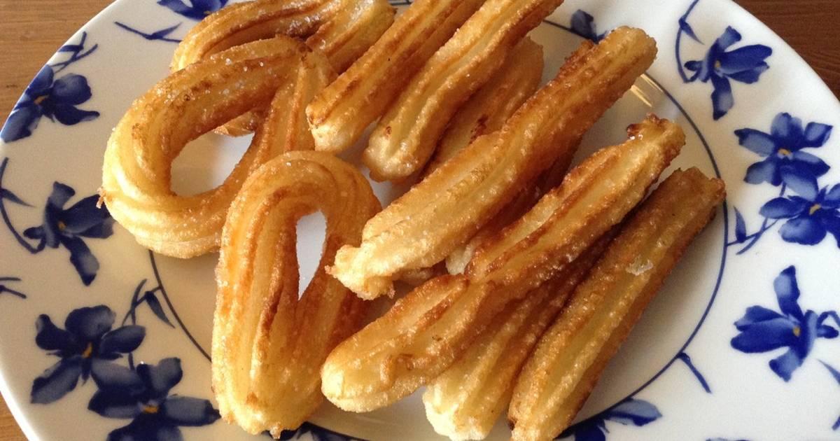 Recetas de churros 186 recetas cookpad - Hacer ambientador casero canela ...
