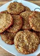 Galletas de Quinoa y avena