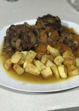 Delicioso rabo de toro