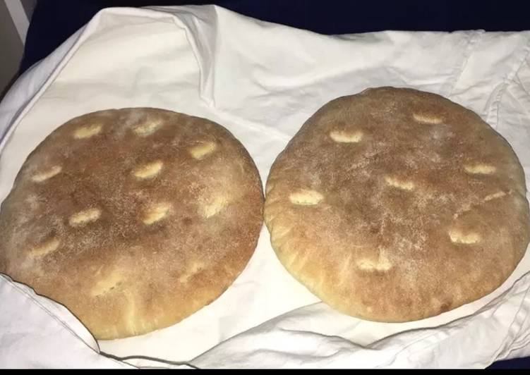 Receta de pan marroqui