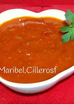 Salsa de tomate a ll'Arrabbiata