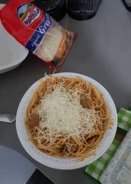 Espaguetis a la abuela