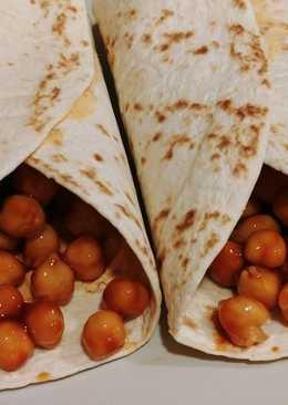Burritos de Garbanzos Expréss