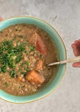 Lentejas con chorizo fáciles y deliciosas