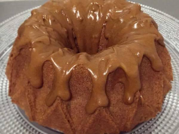 Bundt cake speculoos