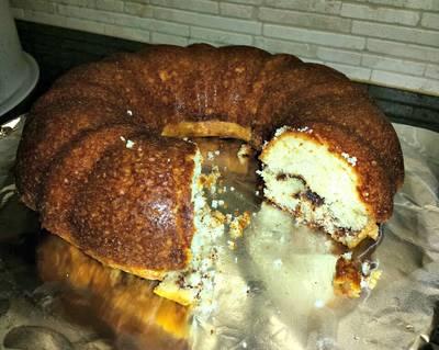 Pan de Canela / Cinnamon bread