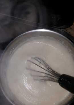 Bechamel (receta básica)