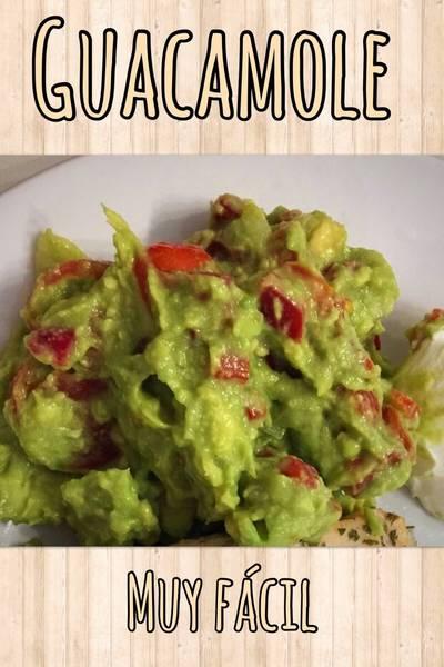 Guacamole (aderezo a base de palta)