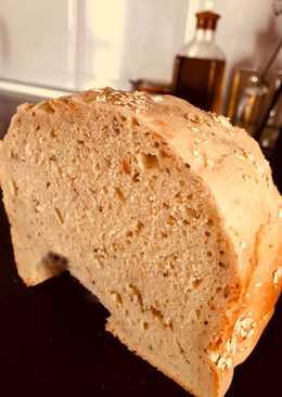 Pan con avena panificadora