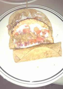 Burritos de atún