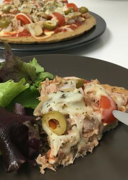 Masa pizza fit