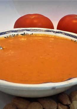 Salsa romesco -para calçots, carnes, pescados, mariscos, etc