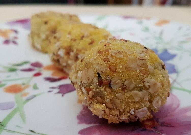 Bolitas crujientes de patata