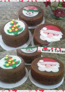 recetas tortas navidenas