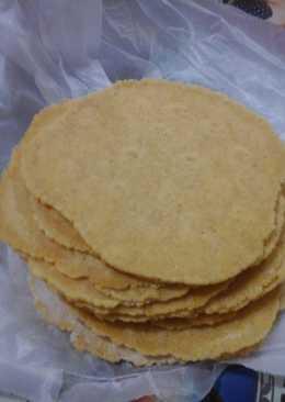Masa para tacos Rápida -Sin Gluten apto celíacos