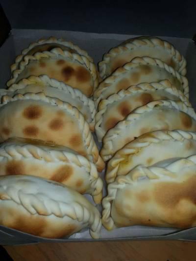 Sabrosas Empanadas Criollasbien jugosas!!!