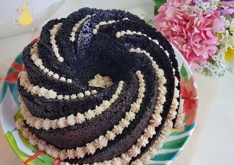 Extra Dark Chocolate and Moka Bundt Cake!!!