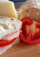 Sandwich Sabroso