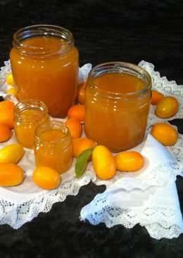Mermelada de kumquats a mi manera