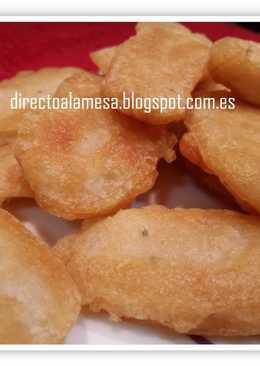 Pescado rebozado crujiente (Fish and Chips)