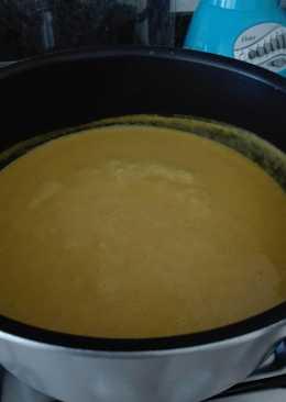 Crema de calabaza de Castilla 🎃