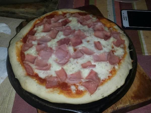 Masa para Pizza