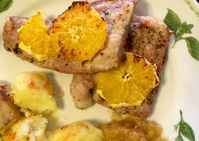 Cocina para principiantes matambrito de cerdo al horno for Cocina para principiantes