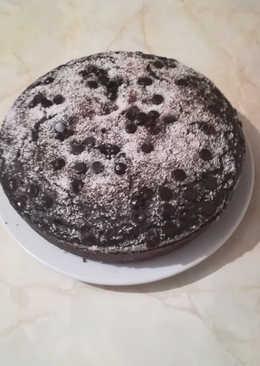 Bizcochochocolate ycoco apto para diabéticos en la olla GM g