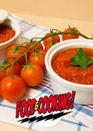 Salsa de Tomate Casera (Básica)